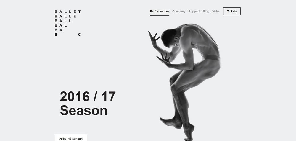 Photo: Ballet BC Website.