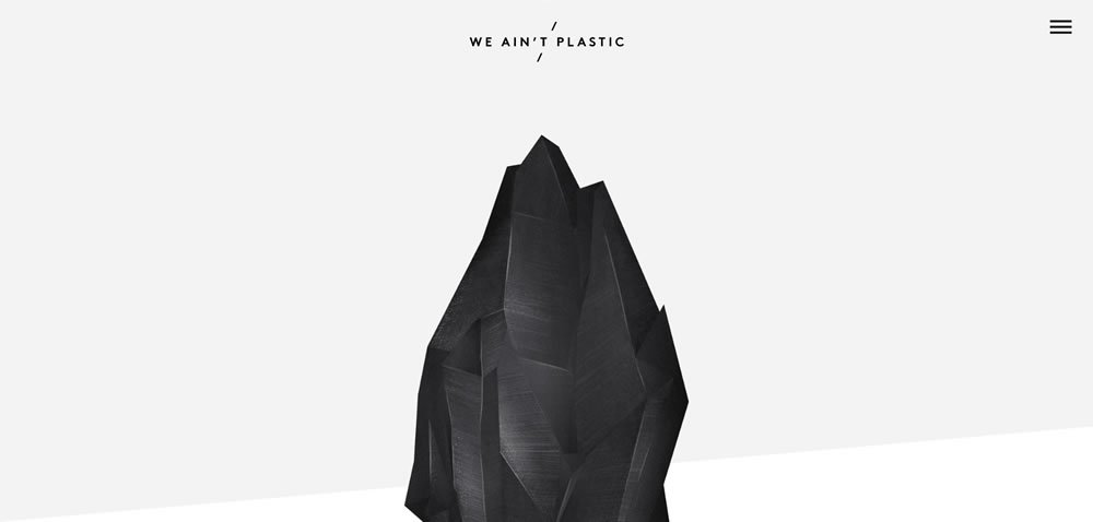 Photo: We Ain't Plastic Website.